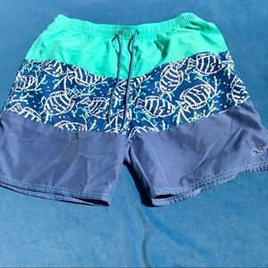 Men's Vineyard Vines Chappy Trunks - Large